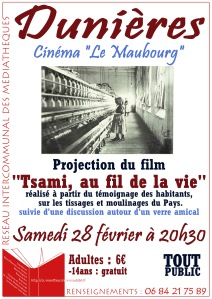 Affiche film copie